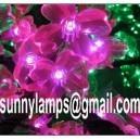 led盆栽花燈