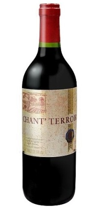 Chant' Terroir Rouge