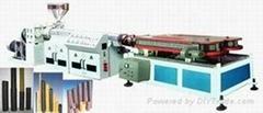HDPE水泥預應力塑料波紋管生產線