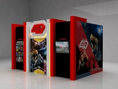 幻影星空5D动感影院设备报价 5D电影设备加盟