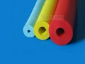 Silicone sponge tubes in China