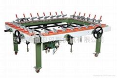 TYF-1216SL手轮式气动拉网机