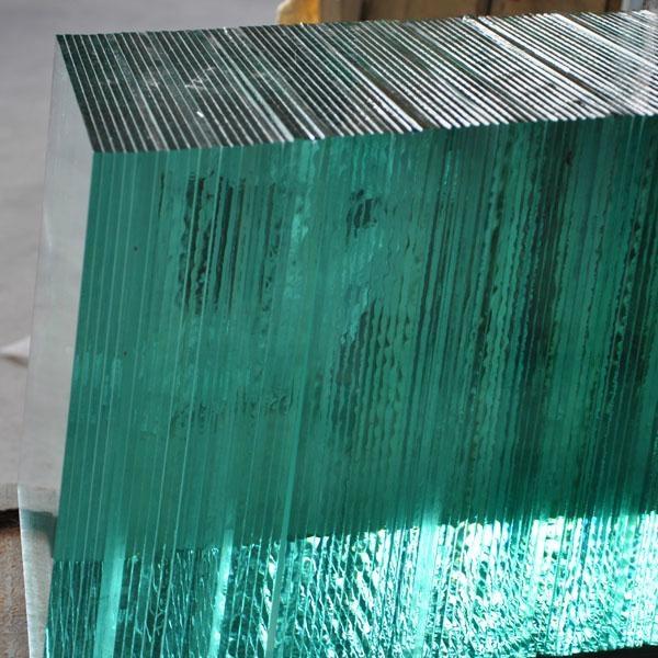 Clear float glass mm fg ruihe china