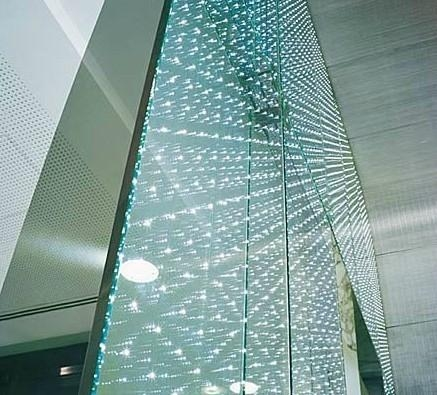 Led Glass For Building Curtain Wall Led 0070 Ruihe