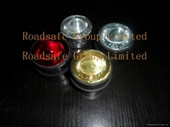 small size glass road stud