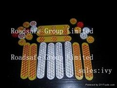 glass beads reflector
