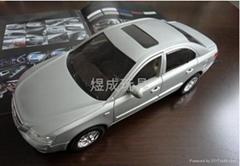 供应现代塑料模型车 SONATA