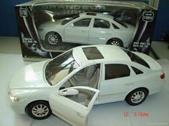 供应现代塑料模型车 GRANDEUR