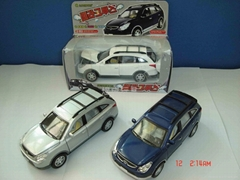 DIE CASTING HYUNDAI MODEL CAR   VERACRUZ