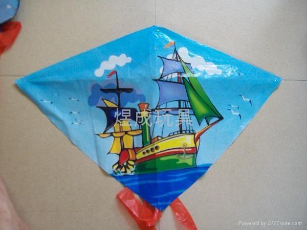 風箏帶卡通圖 4