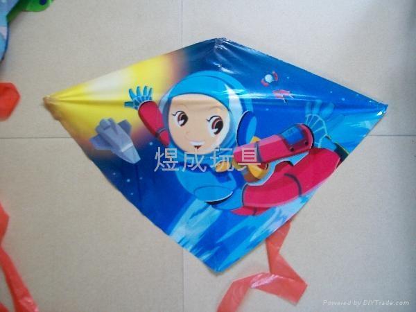風箏帶卡通圖 5
