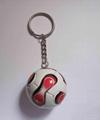 足球鑰匙扣 卡通 5