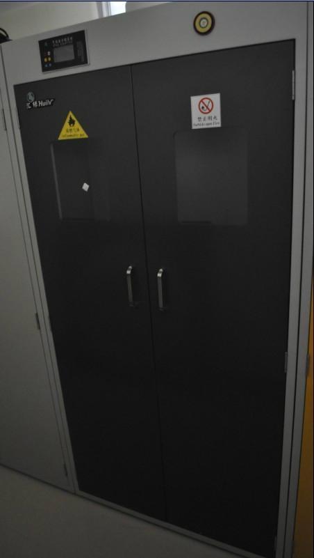 實驗室氣瓶櫃 1