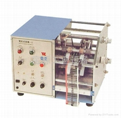 剥纸带式电阻成型机