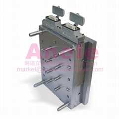 injection mould hot runner system