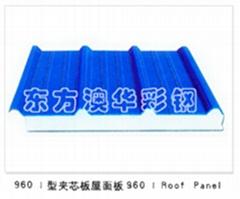 聚苯乙烯夾芯板