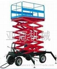 10米移动升降机