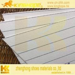 Insole board stripe insole board  women shoes making