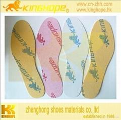 Shoe innersole insoles for shoes making fiber insole board
