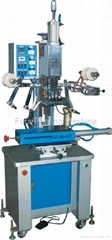 F-T200A flat & round hot stamping machine