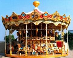 Carousel ride Amusement equipment