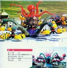 Octopus Amusement equipment