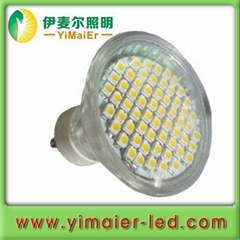 Yimaier Led SMD spotlight 3W glass cover spotlight led light hot sale