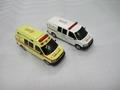 die cast cars models ambulance model 1:64 2
