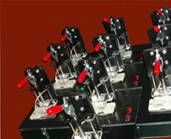 電容屏觸摸屏測試架