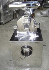 FWF系列風冷式蝸輪粉碎機