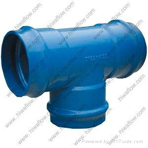 DI Pipe Fittings for PVC Pipes 1