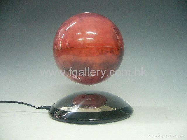 Magnetic Floating Globe 4