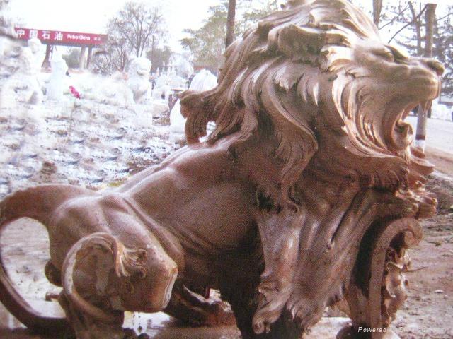 石狮子 5