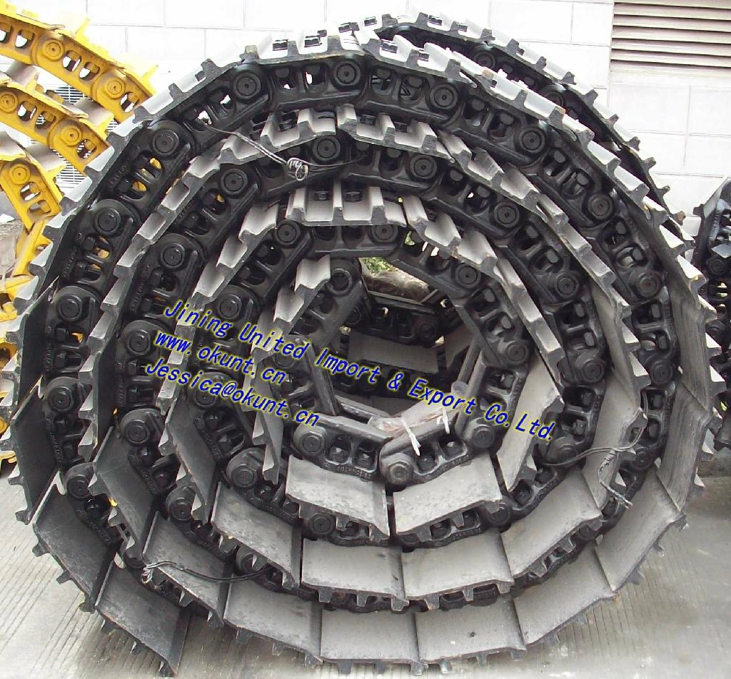 Excavator undercarriage parts - Komatsu Hitachi Cat Doosan Hyundai Volvo (China Trading Company ...