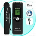 Memory HD Multifunctional Recording Pen Voice Recorder Camera Digital Video Reco