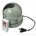 Dome Security Camera with Remote Control and 1/3 Inch SONY CCD