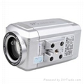 "480TVL 27X Optical Zoom Camera With 1/4"" SONY CCD Internal Synchronizing"