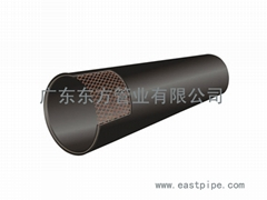 钢丝网骨架塑料(聚乙烯)复合管