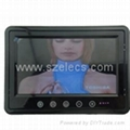 "7"" HD LCD Monitor Touch Button"