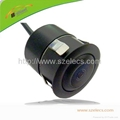 BS-118 HOT bumper 18.5mm back rear CCD camera for cars