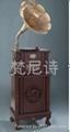 梵尼詩復古電唱機F1877-9