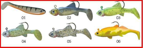钓鱼鱼饵基本理论知识 - 静水流深 - 静水流深