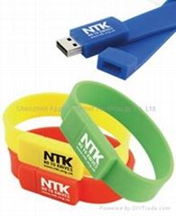Bracelet USB Flash Drive