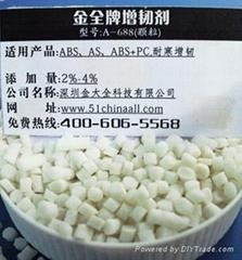 ABS+PC合金改性塑料增韌劑