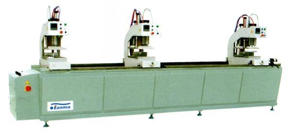 供应塑料门窗三位焊接机  1