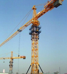 tower crane QTZ63