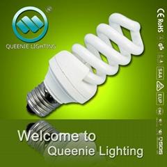 UL Approved Full Spiral 20W Energy Saving Light Bulb