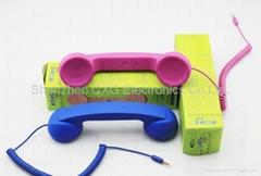 Anti-radiation Retro phone handset