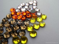 Lead free hot fix rhinestone