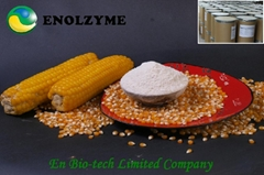 White Powder Feed Additive Mannanase 50,000U/g